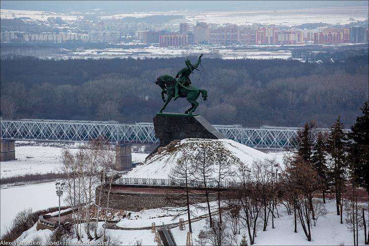 Уральские прогулки