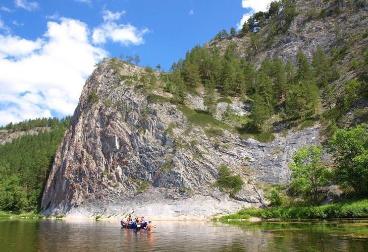 Уральский байдарочный (река Белая)