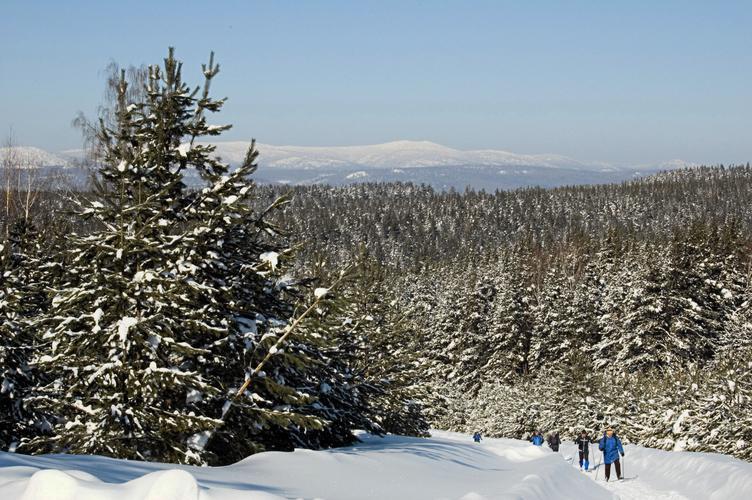 Уральский лыжный